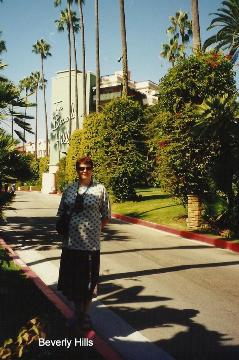 Beverly Hills,stany zjednoczone, parki narodowe usa,podroznik, lodzianin,spotkania,prelekcje,filmy,