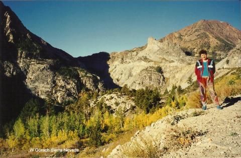 W Gorach ,stany zjednoczone, parki narodowe usa,podroznik, lodzianin,spotkania,prelekcje,filmy,Sierra Nevada,