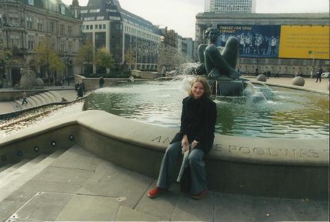 Birmingham -X.2003, Targi ITMA,Londyn,Birmingham,prelekcje,spotkania,filmy,podroznicze,wyprawy w swiat,