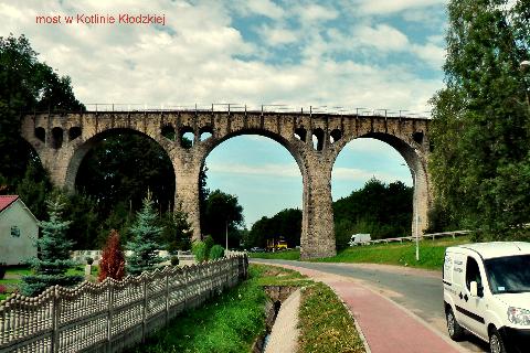 most w Kotlinie Kl'odzkiej