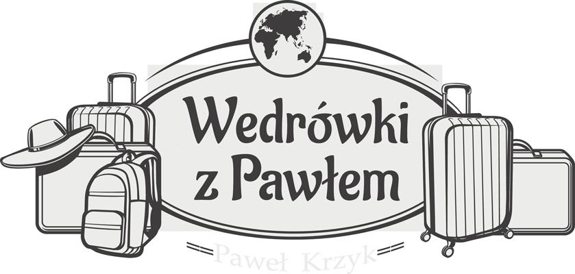 Blog podróżniczy Paweł Krzyk